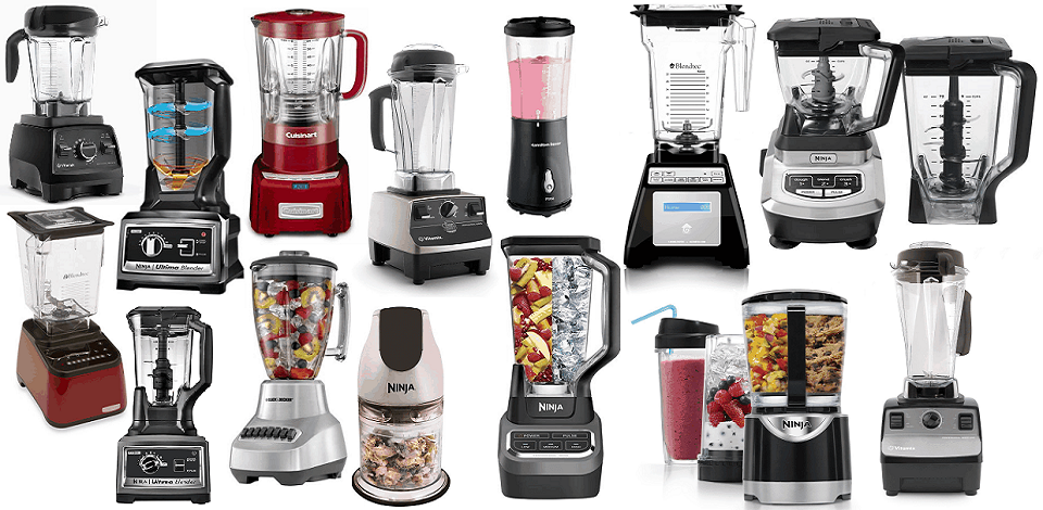 Best Blenders with Reviews 2017 – Buyer's Guide