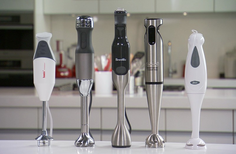 Best Immersion Blenders 2017 – Buyer's Guide