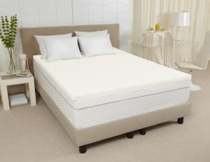 lucid-3-inch-ventilated-memory-foam-mattress-topper-review