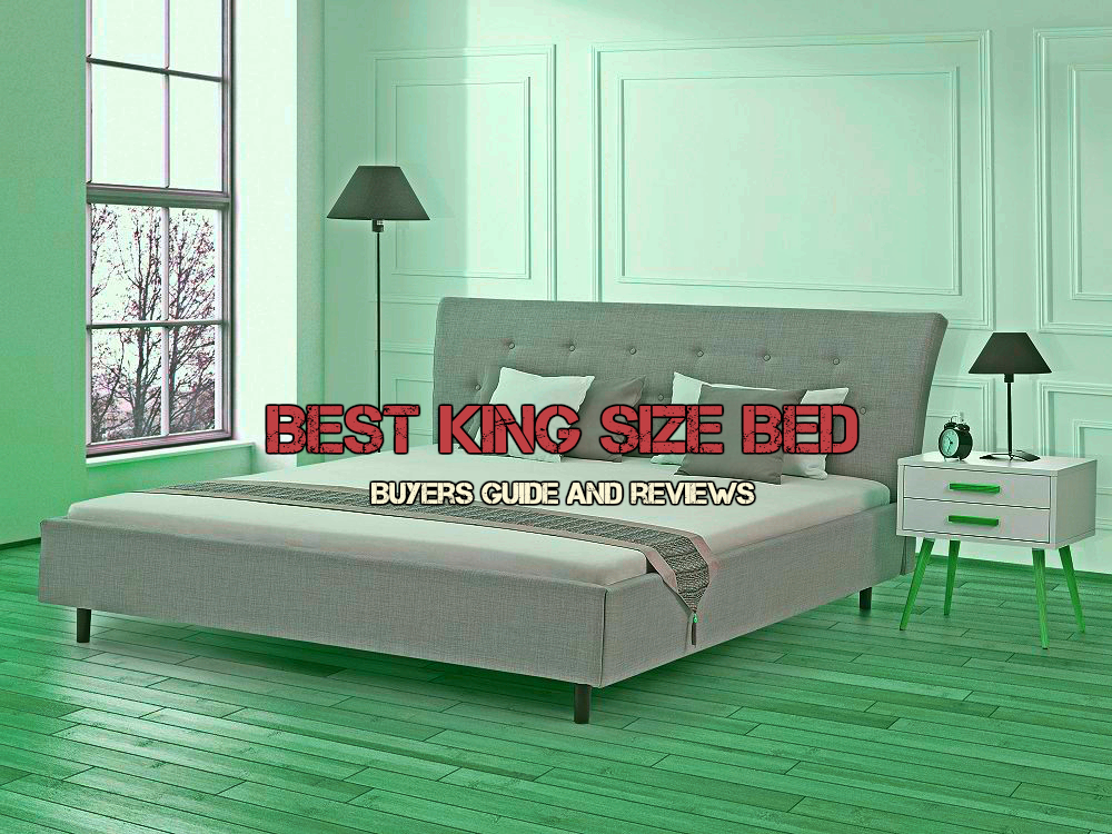 Best King Size Bed 2017 – Buyer's Guide