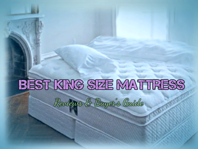 Best King Size Mattress 2017 – Reviews & Buyer's Guide
