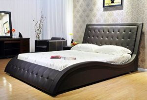 wave platform bed what is the best king size bed jan 2018 guide and reviews 13794