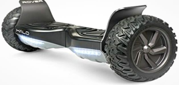 Official Halo 8.5'' Rover Hoverboard Review