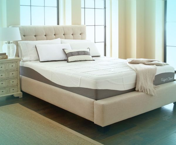 perfect cloud ranks as a luxury mattress without the luxury price the perfect cloud elegance gelpro 12 inch memory foam mattress in king size is listed as